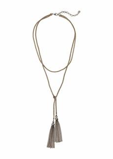 Ralph Lauren Tassel Necklace