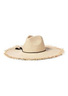 Ralph Lauren Tasseled Panama Hat