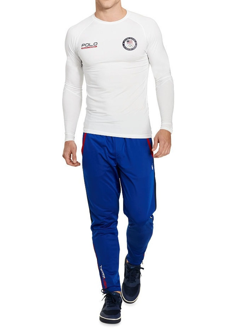 Ralph Lauren Team USA Compression Shirt