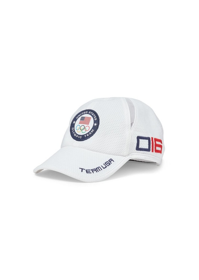 Ralph Lauren Team USA Cross Court Mesh Cap