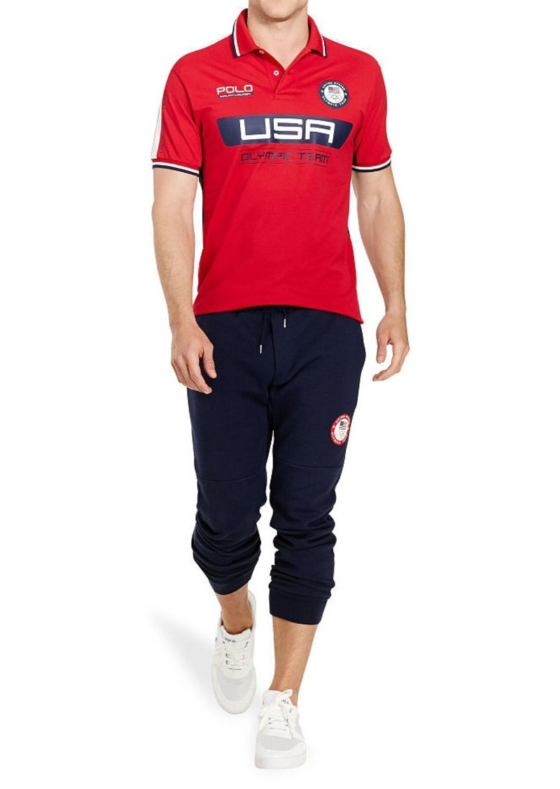 Ralph Lauren Team USA Custom-Fit Polo Shirt