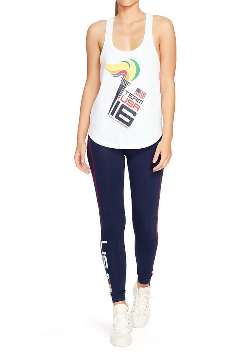 Ralph Lauren Team USA Flame Jersey Tank