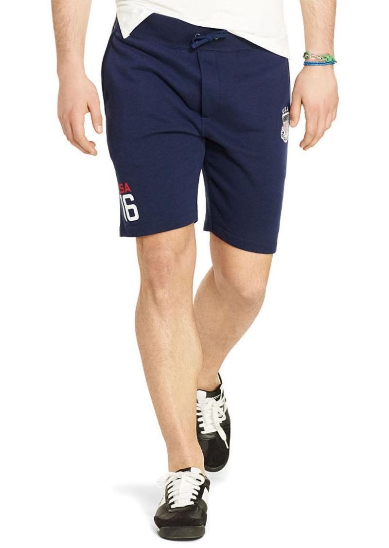 Ralph Lauren Team USA Fleece Athletic Short