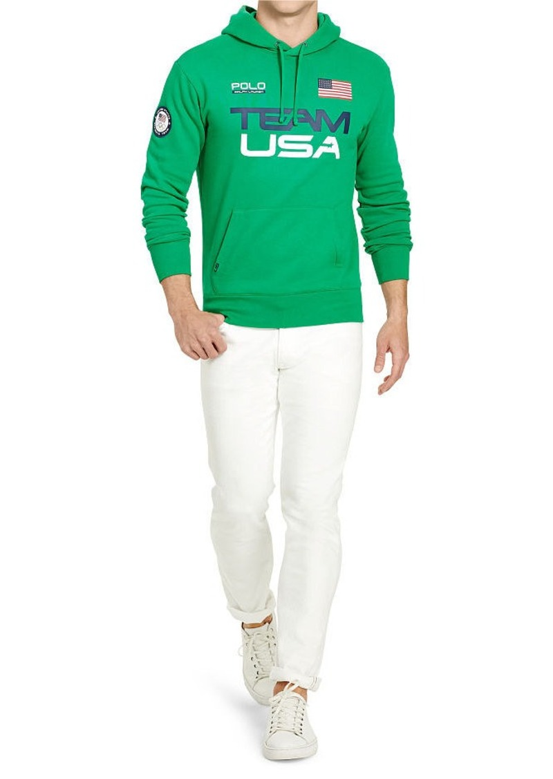 Ralph Lauren Team USA Fleece Hoodie