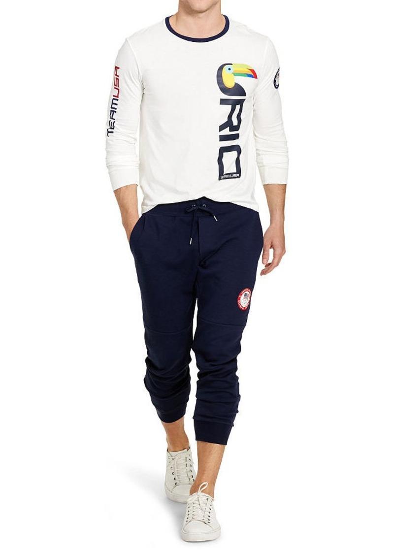 Ralph Lauren Team USA Long-Sleeve T-Shirt
