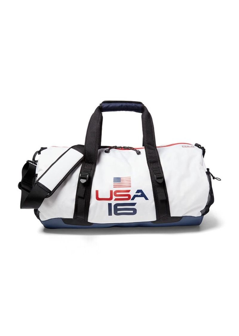 Ralph Lauren Team USA Nylon Duffel Bag