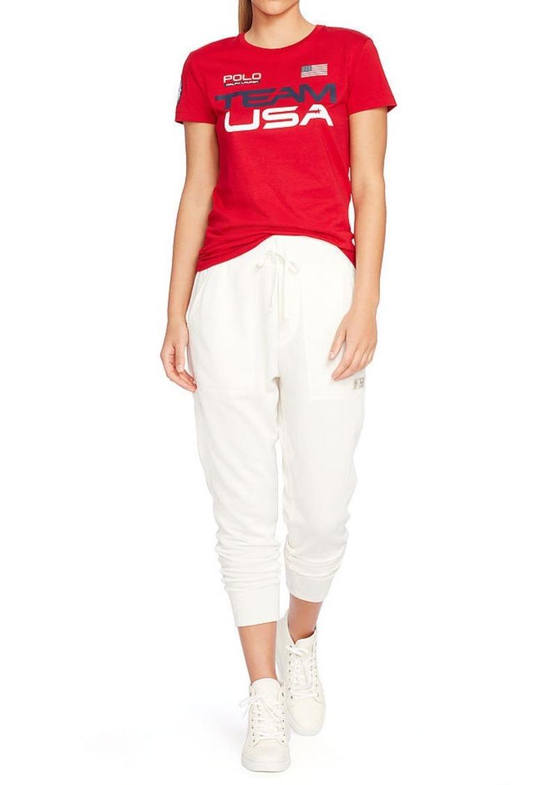 Ralph Lauren Team USA Short-Sleeve Tee