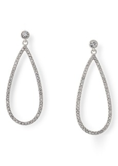 Ralph Lauren Teardrop Stone Earrings