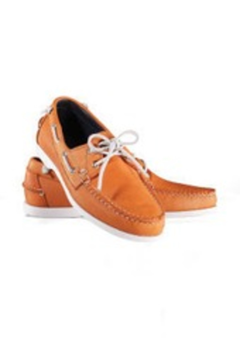 Telford Ii Leather Boat Shoe