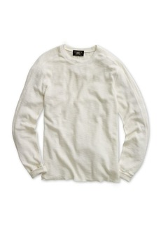 Ralph Lauren Textured Crewneck