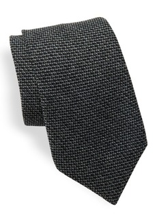 Ralph Lauren Textured Wool-Blend Tie