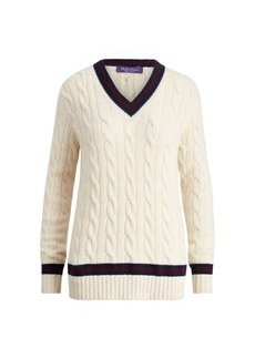 Ralph Lauren The Cricket Sweater