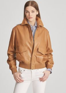 Ralph Lauren The Flight Jacket