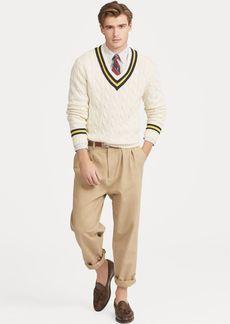 Ralph Lauren The Iconic Cricket Sweater