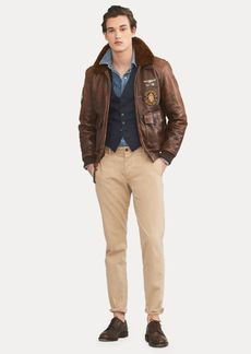 Ralph Lauren The Iconic G-1 Bomber Jacket