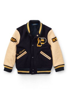 Ralph Lauren The Iconic Letterman Jacket