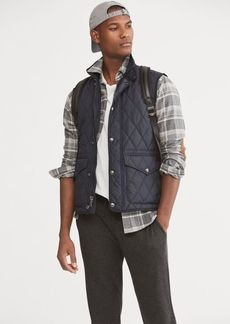 Ralph Lauren The Iconic Quilted Vest