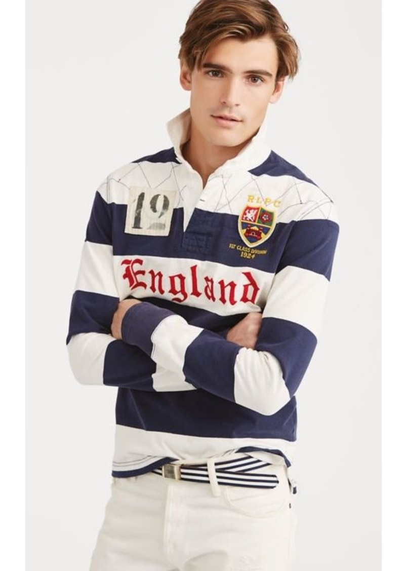febef504429e Ralph Lauren The Iconic Rugby Shirt