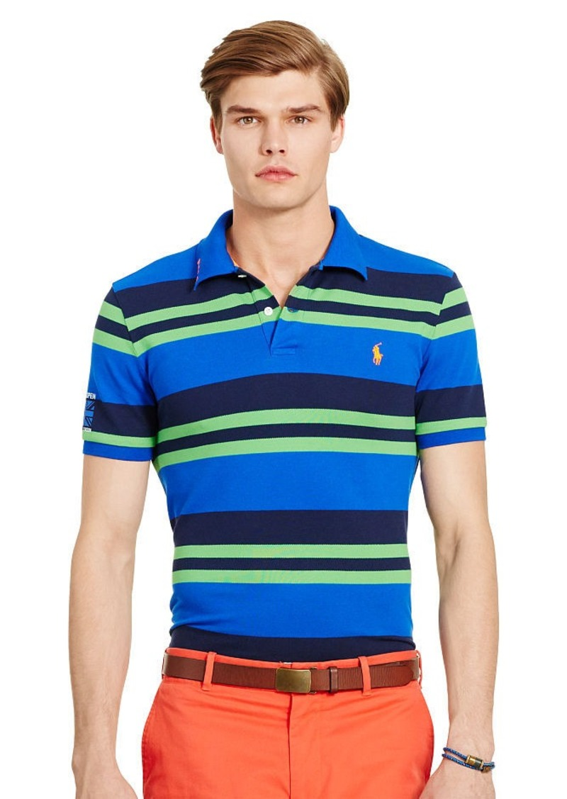 Ralph Lauren The Open Custom-Fit Polo Shirt
