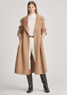 Ralph Lauren The Wrap Coat