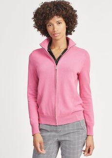 Ralph Lauren Thermal Golf Zip Sweater