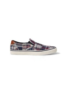 Ralph Lauren Thompson Madras Sneaker
