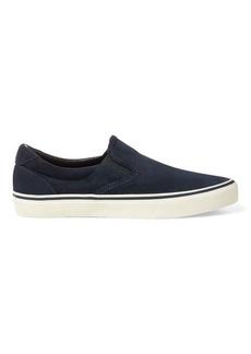 Ralph Lauren Thompson Suede Sneaker