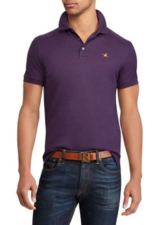 Ralph Lauren Cotton Pique Standing Horse Polo