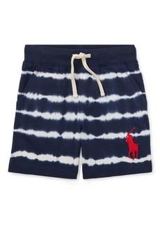 Ralph Lauren Tie-Dye Cotton Jersey Short