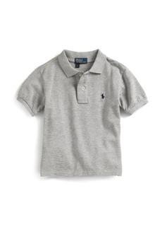 Ralph Lauren Toddler's & Little Boy's Cotton Mesh Polo