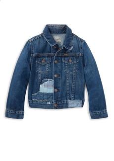 Ralph Lauren Toddler's, Little Girl's & Girl's Denim Jacket