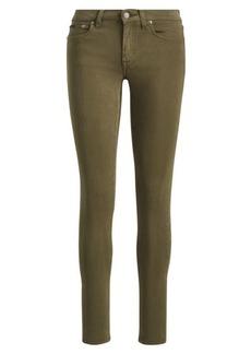 Ralph Lauren Tompkins Sateen Skinny Jean