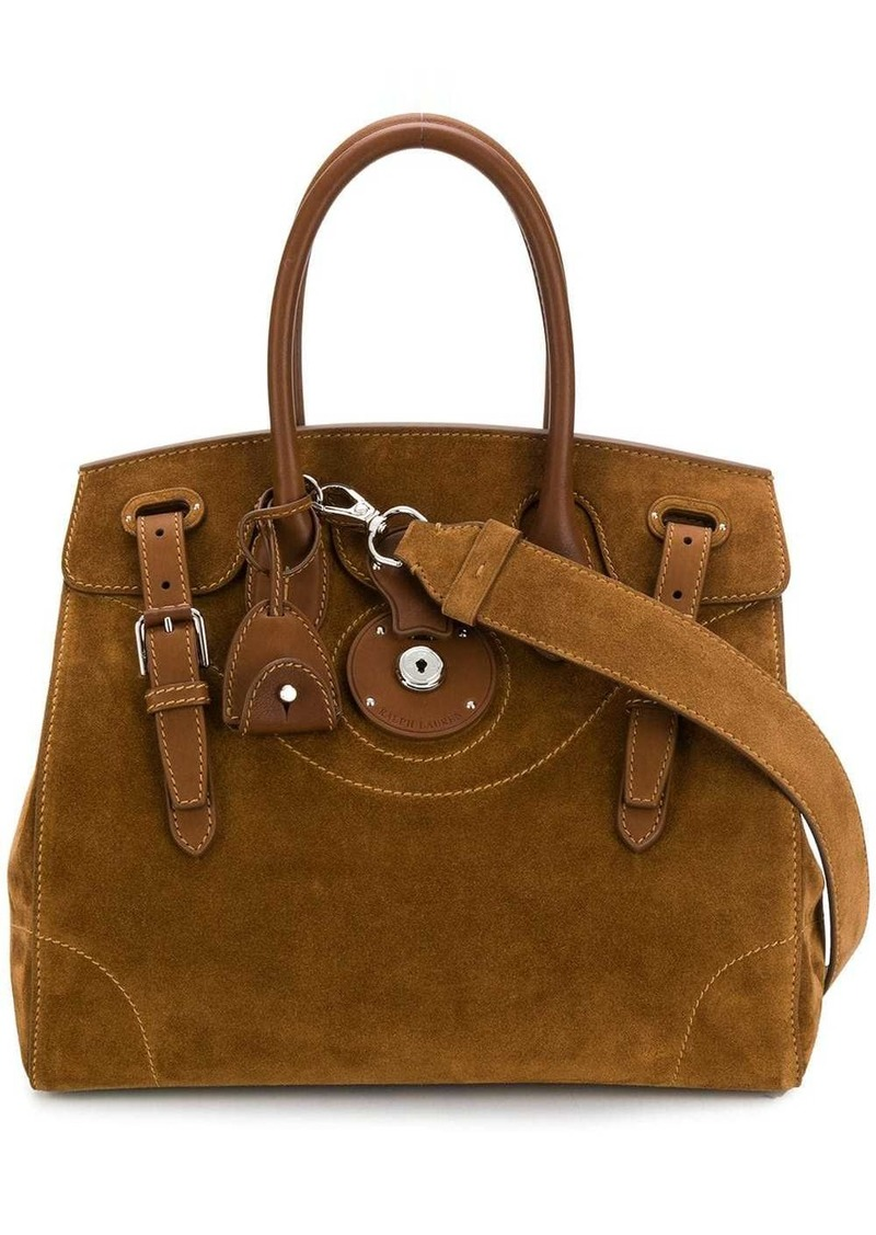 Ralph Lauren top-handle tote