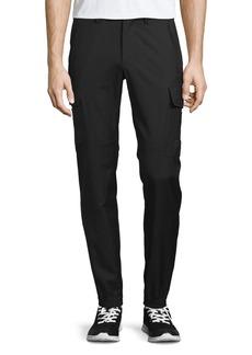 Ralph Lauren Touring Cargo Wool Gabardine Pants