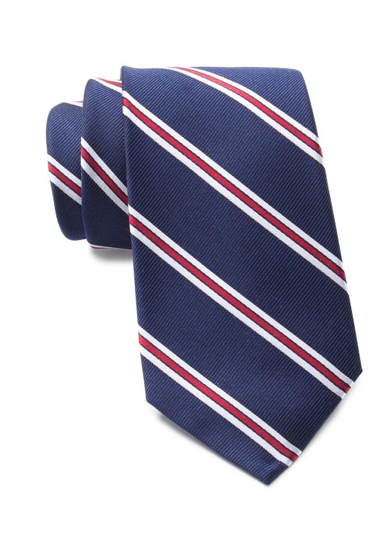 Ralph Lauren Tri Color Stripes Tie