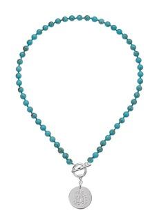 "Ralph Lauren Turquoise 17"" Pendant"