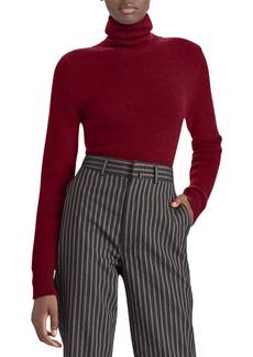 Ralph Lauren 50th Anniversary Turtleneck Long-Sleeve Cashmere Pullover Sweater