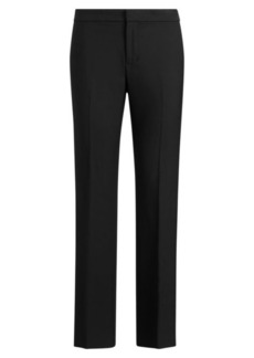 Ralph Lauren Tuxedo-Stripe Twill Pant