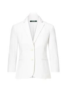 Ralph Lauren Twill 2-Button Jacket