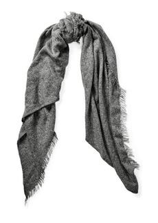 Ralph Lauren Twill Blanket Wrap