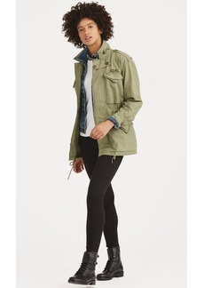 Ralph Lauren Twill Military Jacket