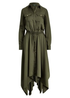 Ralph Lauren Twill Shirtdress