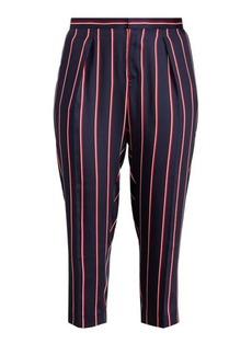 Ralph Lauren Twill Straight-Leg Pant