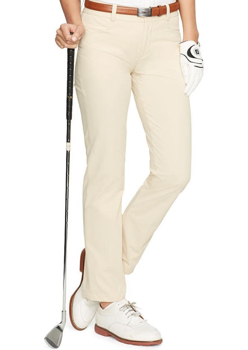 Ralph Lauren Twill Straight Pant