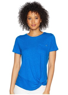 Ralph Lauren Twisted Pocket T-Shirt