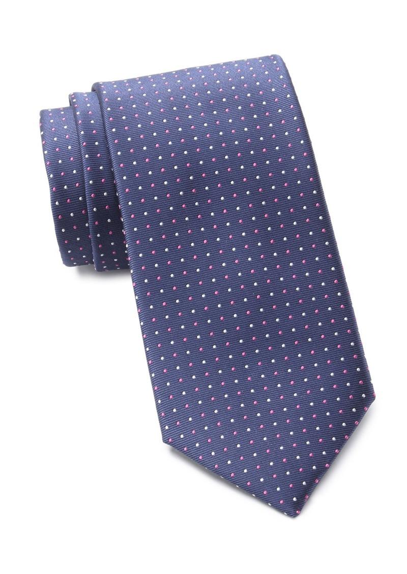 Ralph Lauren Two Color Dots Tie