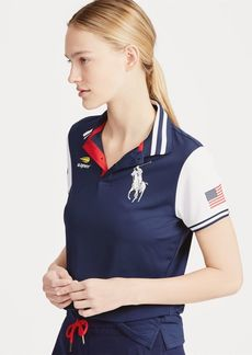 Ralph Lauren US Open Ball Girl Polo Shirt