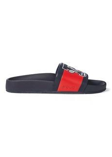 Ralph Lauren US Open Cayson Slide Sandal