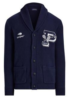 Ralph Lauren US Open Cotton Cardigan