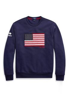 Ralph Lauren US Open Flag Fleece Sweatshirt